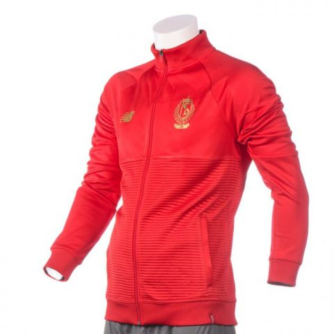 LINE UP JACKET JUNIOR ROUGE