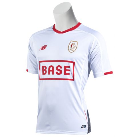 MAILLOT DE MATCH EXTERIEUR JUNIOR 17-18