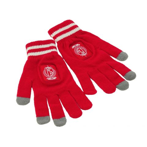 GANTS ROUGES TOUCHSCREEN